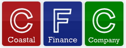 Coastal Finance Company logo